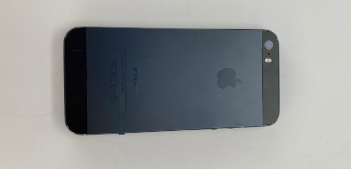 New images of unreleased Apple iPhone 5s in black & slate color surface online