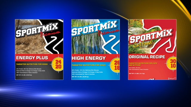 Sportmix dog food recall expanded after over 70 dogs die, says FDA