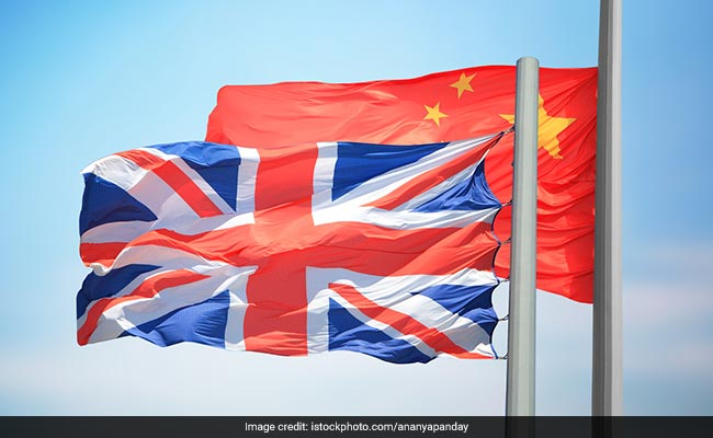 UK to impose fine on companies that don't disclose imports associated with China's Xinjiang region
